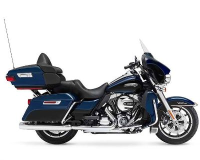 2014 Harley-Davidson Electra Glide Ultra Classic Touring Plainfield, IN