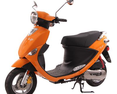 2022 Genuine Scooters Buddy 50 Scooter Marietta, GA