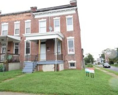 501 N Loudon Ave #1, Baltimore, MD 21229 4 Bedroom Apartment