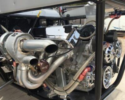 CBM 770HP Twin Turbo Motor