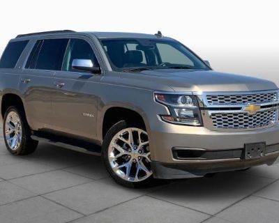 Pre-Owned 2018 Chevrolet Tahoe LT Four Wheel Drive SUV