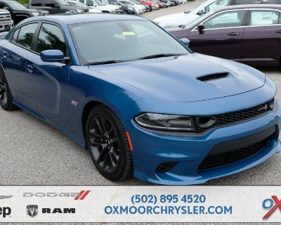 Pre-Owned 2020 Dodge Charger R/T Scat Pack