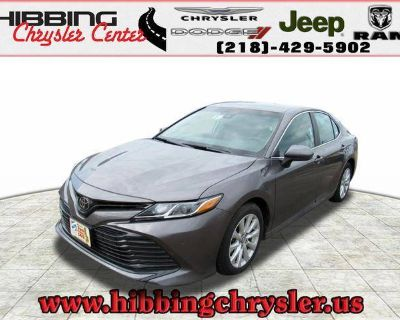 2018 Toyota Camry CAMRY LE