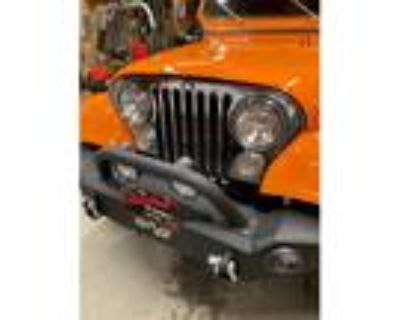 Classic For Sale: 1985 Jeep CJ-7 2dr Convertible for Sale by Owner