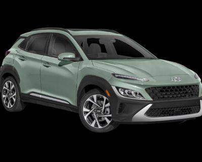 New 2022 Hyundai Kona Limited AWD Sport Utility