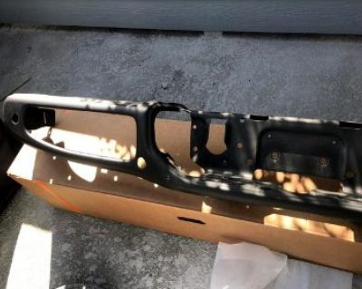 California - FS: Rubicon rear metal bumper