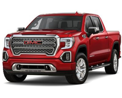 New 2021 GMC Sierra 1500 Denali Four Wheel Drive Trucks