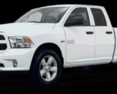 "2017 Ram 1500 Tradesman Quad Cab 6'4"" Box 4WD"