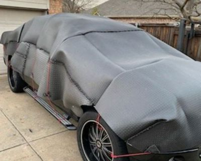 Hail protection for your car