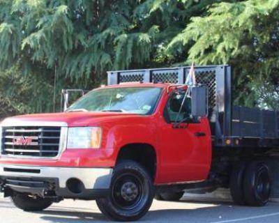 2007 GMC Sierra 3500HD Work Truck