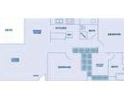 Franklin House Apartments - 2 Bedroom/ 2 Bath w/ Den