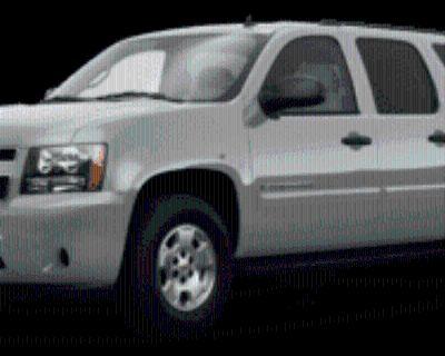 2009 Chevrolet Suburban LT with 1LT 1500 RWD