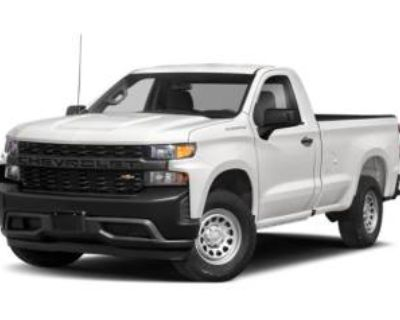 2019 Chevrolet Silverado 1500 WT Regular Cab Long Box 2WD