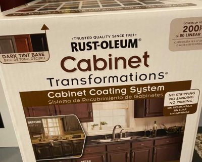 Rust-oleum Cabinet Coating Sustem