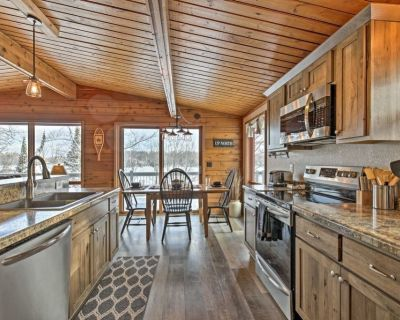 Winchester Lake House on 900+ acre Turtle Lake Chain - Presque Isle