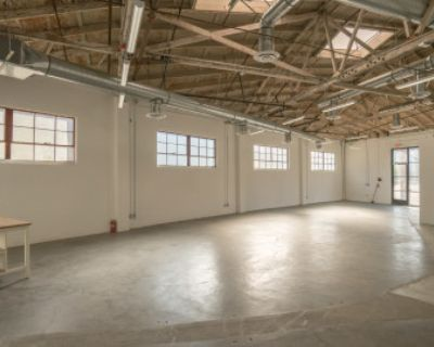 Beautiful Retail Space/Open Warehouse in the Arts District, Los Angeles, CA