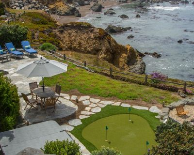 Sea Spray- #PH14 Spectacular Oceanfront Living at it's Best! - Cambria