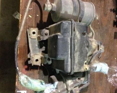 Golf Jetta 87-92 Fuel Pre Tank 165.201.042 60mm
