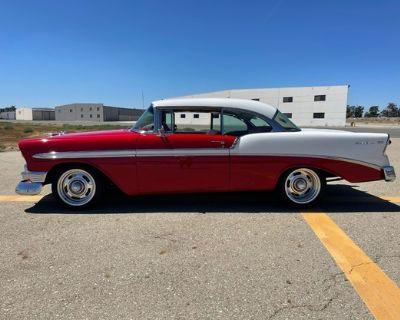 1956 Chevrolet Bel Air 2-door hardtop Restored Two-tone Tri-Five