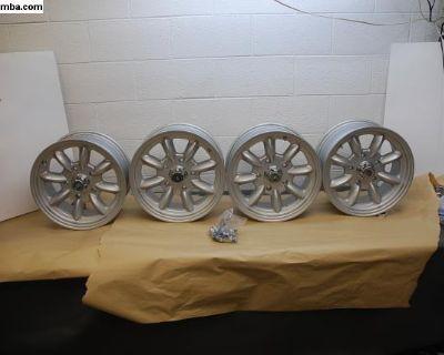 15x7 Porsche Superlite Wheels for Narrow body