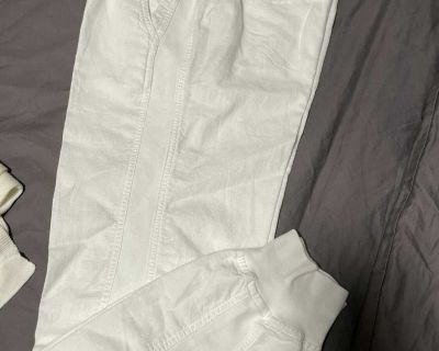 New Gap Linen pants
