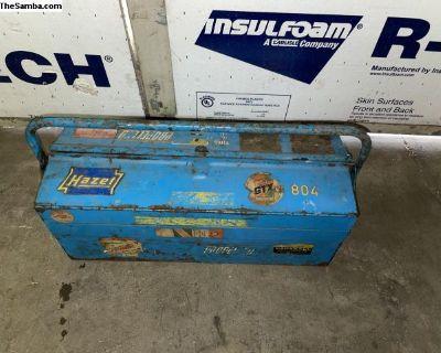 "Hazet Small ""a"" 804 Tool Box"