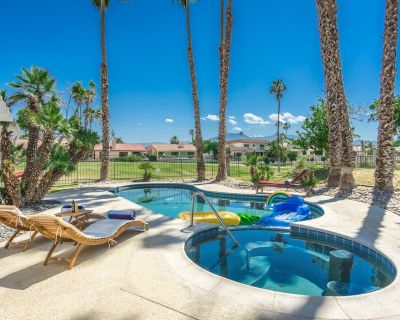 Golf Course House - Garden Relax Retreat, Private Pool + Spa. - Indio
