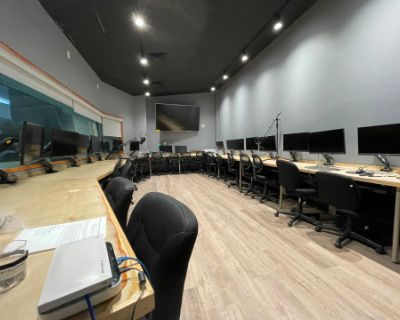 Massive Makeup Suite and Learning Facility in LA, Los Angeles, CA