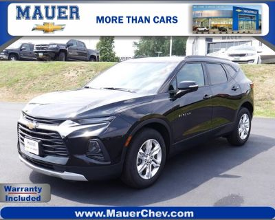 Pre-Owned 2019 Chevrolet Blazer 3.6L Cloth Front Wheel Drive SUV