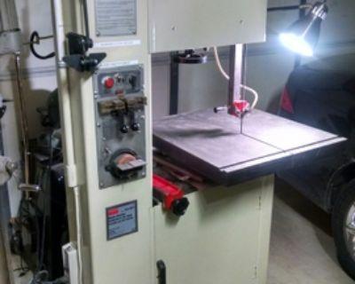 Expert Machine shop work OPEN