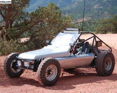 1970s VW Hi Jumper Sandrail Dune Buggy