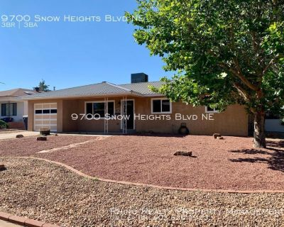 Amazing 3 Bedroom, 3 Bath in The NE! Available Now!