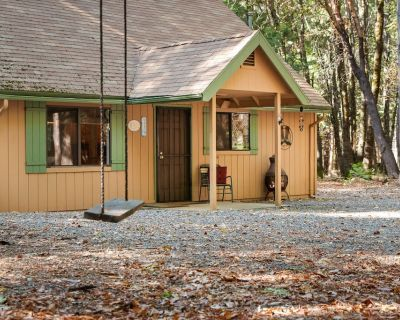 Cabin in the Woods - Foresthill