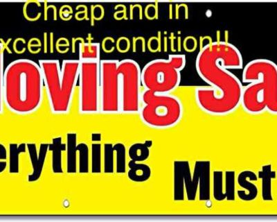 Cheap and in great condition items. All must go!!