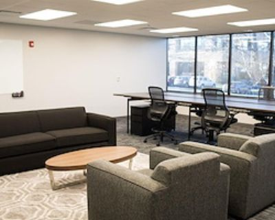Office Suite for 4 at Edison Spaces 4400 College
