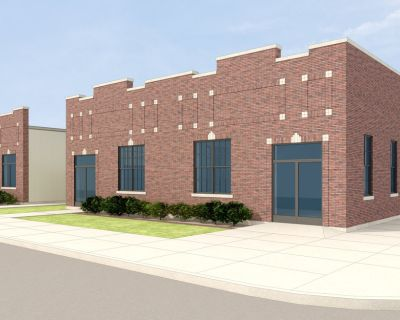 BUILD TO SUIT INDUSTRIAL SPACE