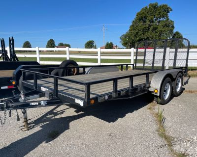 2011 PJ Trailers U8162 Utility Trailers Kansas City, KS