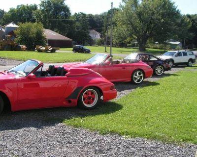 Porsche Repair and Restoration Shop