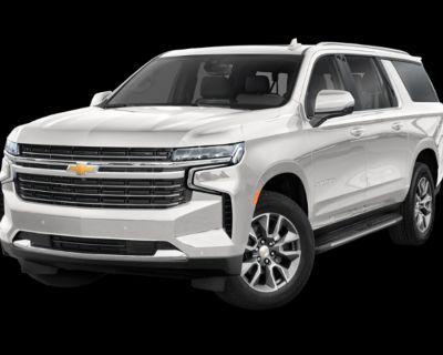 New 2021 Chevrolet Suburban RST