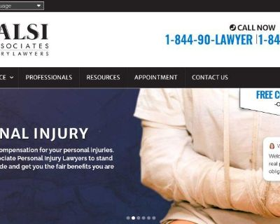 Best Personal Injury Lawyers Brampton - Kalsi & Associates