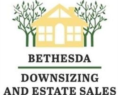 Online Bethesda Downsizing Sale!