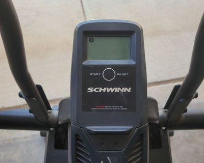 Schwinn AD2 exercise bike