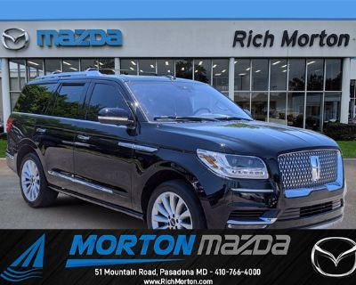 Pre-Owned 2018 Lincoln Navigator Select 4WD 4D Sport Utility
