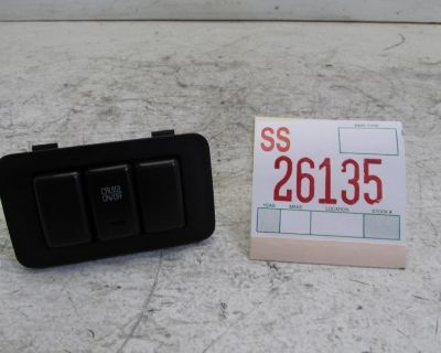 98 99 00 01 02 Rodeo Left Driver Front Dash Bezel Cruise Control Switch Oem