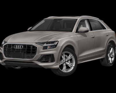 New 2021 Audi Q8 55 Premium All Wheel Drive SUV