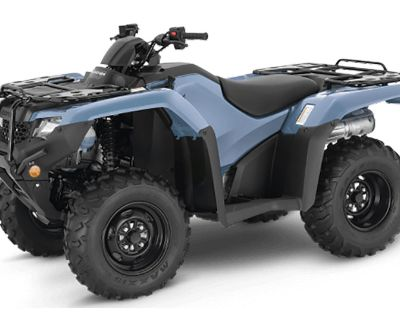 2021 Honda FourTrax Rancher 4x4 Automatic DCT EPS ATV Utility Chico, CA