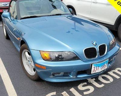 1997 BMW Z3 Roadster 1.9