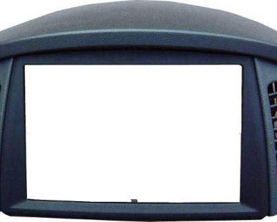 2006 Jeep Grand Cherokee Slate Grey Navigation Radio Bezel Mopar Genuine Oem New