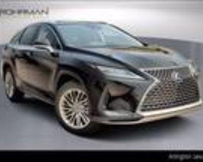 2021 Lexus RX 450h