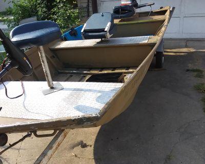 1977 Custom Jon Boat